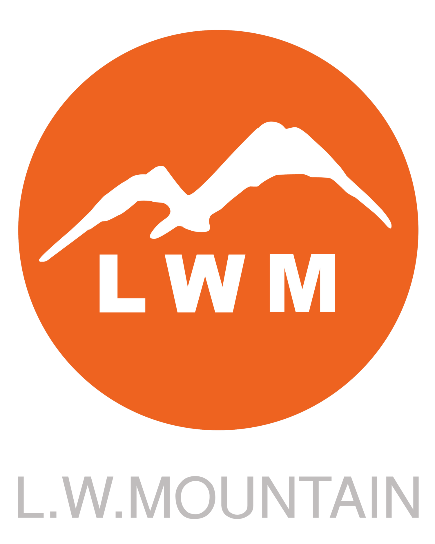 LW Mountain Logo